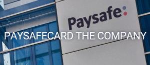 paysafecard company logo screenshot