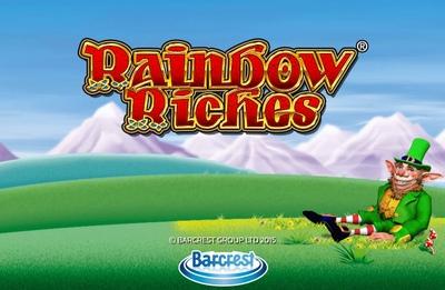 Rainbow Riches Bingo Logo