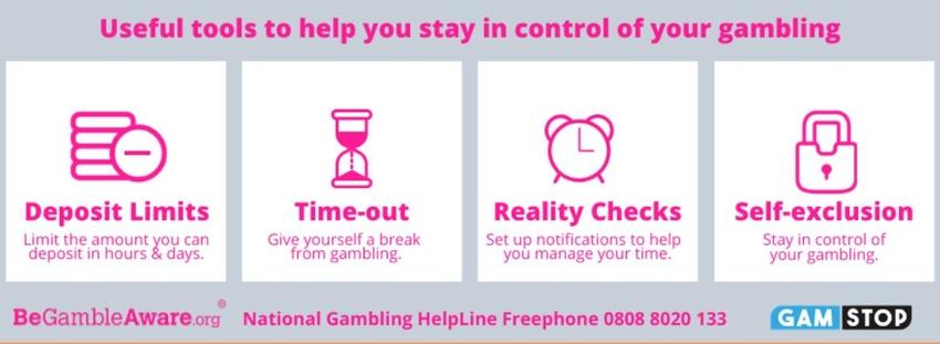 Responsible Gambling Tools