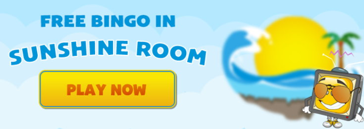 Bingo On The Box sunshine room screenshot
