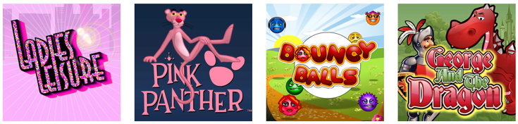 Bucky Bingo slots games screenshot