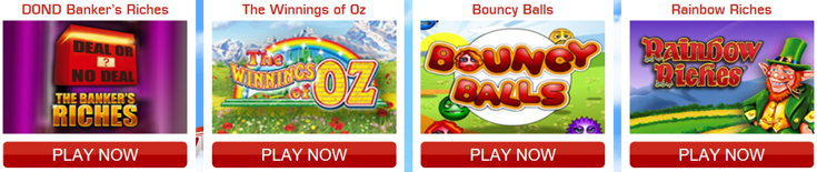 Deal Or No Deal slots games screenshot