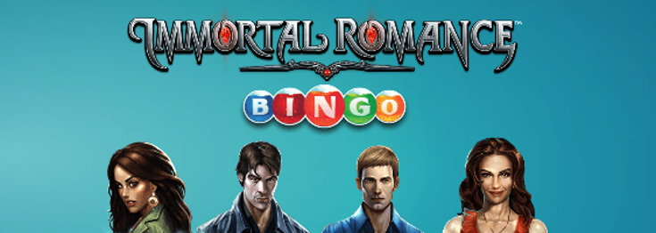 Dream Bingo immortal romance screenshot