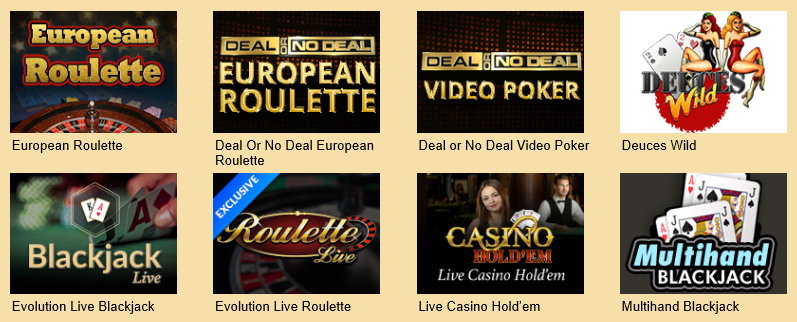 Robin Hood Bingo casino screenshot