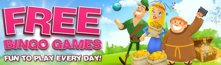Robin Hood games screenshot