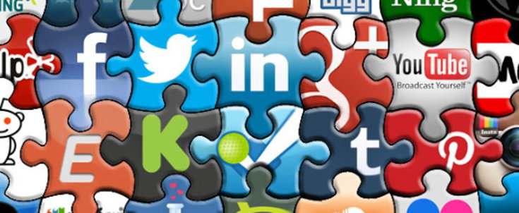 social media jigsaw screenshot