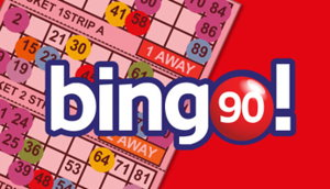 tombola 90-ball bingo screenshot